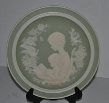 Franklin Porcelain 1977 Mother'S Day Collector Plate