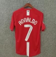 Ronaldo Manchester United Jersey #7 2007 Final champions league