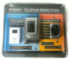 Oregon Scientific Ultimate Weather Combo Wireless Thermometer & Weather Station