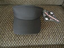 Flexfit black Visor New with tags