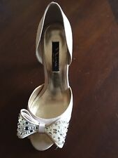9528607afb6 Nina Bridal or Wedding Women's US Size 9 for sale | eBay