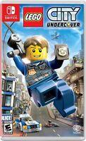 LEGO City Undercover Nintendo Switch Brand New Sealed