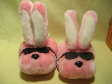 Energizer Pink Bunny Slippers for Kids~New, Never worn