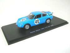 Spark Model S1306 Abarth SIMCA 1300 N.42 LM 1962 1 43 Modellino