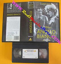 VHS film ANGELO BIANCO 1993 Raffaello Matarazzo MONDADORI 04142 (F119) no dvd