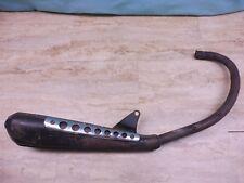 1971-73 Honda SL125 SL 125 Exhaust Pipe Muffler #HM-331 #2 PL133 +