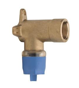 Wiroflex  Wandscheibe 20 mm x 1/2 IG, Stecksystem,Fitting