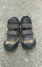 Stride Rite Boy's Boots Rugged Ritchie Brown Leather  Size 13M US