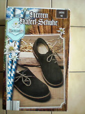 Haferl – Schuhe Herren Gr. 42