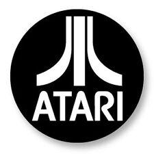 Magnet Aimant Frigo Ø38mm Retro Game Arcade Game Vintage Jeux 80s Atari