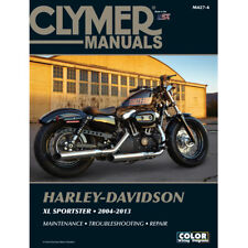 Clymer M427-4 Service Shop Repair Manual Harley Xl883 / Xl1200 Sportster 04-13
