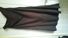 New Look Brown skirt 48% linen never worn