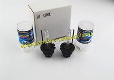 2X Car HID Xenon Headlight Lamp Light D2 D2S D2R D2C 4300K 35W Bulbs Replacement
