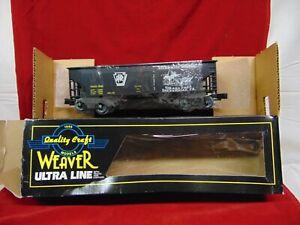 WEAVER 1995 PENNA. ANTHRACITE MINERS 3-RAIL  #225 O SCALE TRAIN CAR