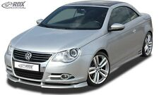 """Side skirts, Extension, Car Tuning, VW Eos 1F """"GT4"""" True1Blue"""