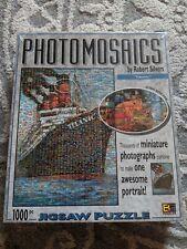 Photomosaics Titanic 1000 PC. Puzzle