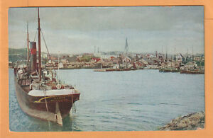 Kristiansand Norway 1908 Postcard