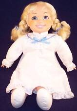 """Northern Tissue 16"""" Promo Girl Doll with Blonde Hair, James River Corp., Mint!"""