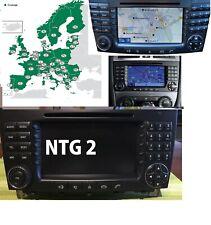 Mercedes NTG2 v19 Navigation DVD Europe + Update version V12