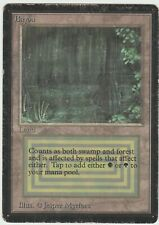 Beta MTG  Bayou  Magic Rare
