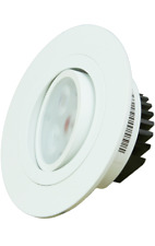 9W LED Downlight WARM WHITE