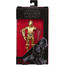 Hasbro Star Wars: The Black Series C-3PO 6-Inch Premium Action Figure #29 2016