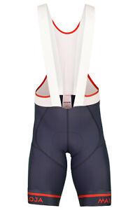 Maloja PushbikersM. SQlabPants 1/2 Herren Bib Shorts Bike Short Bike Strap 25264