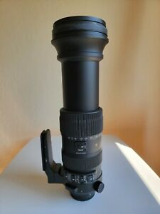 Sigma 60-600mm f/4.5-6.3 DG OS HSM Sports Lens for Canon