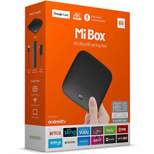 Xiaomi Mi-Box 4K HD Android 6.0 Smart Internet TV BOX 8G SoC Quad Core Wifi