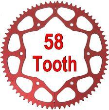 58T Tooth #35 Chain Split Sprocket Two 2 Piece Gear Drift Trike Go Kart Racing