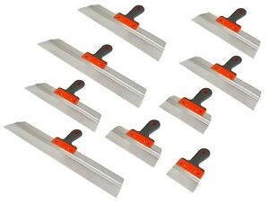 Taping Knife Plastering Rendering Filling Spatula Stainless DIY *Multi Listing*