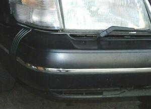 SAAB 900 CLASSIC chrome bumper trim aero convertible spg t16s injection turbo