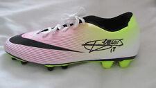 Firmato valere Germain Nike Calcio Boot COA Francia Marsiglia Monaco