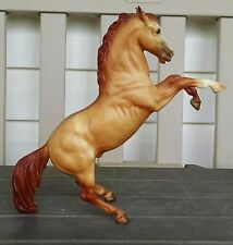 """Breyer 1996 Limited Ed. Just About Horses """"Sierra"""" Fighting Stallion. SUPER cond"""