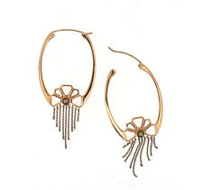 SHO By SARAH HO.     FLORABELLA DAISY CHAIN HOOPS.       RRP £225