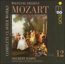 Complete Clavier Works 12, New Music