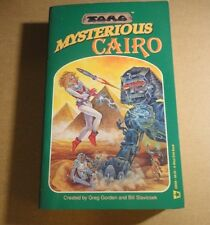 TORG MYSTERIOUS CAIRO GREG GORDEN BILL SLAVICSEK BRAND NEW NEVER READ 0874313465