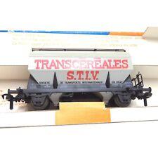 Güterwagen Transcereales S T I V Roco 4327 H0 OVP (FH)