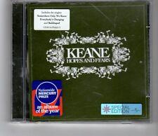 (HP64) Keane, Hopes And Fears - 2004 CD