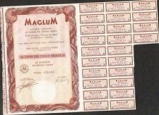 MAGLUM (SOCHAUX DOUBS) (U)