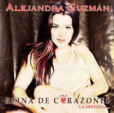 Guzman, Alejandra : Reina De Corazones: La Historia CD