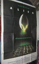 Original Italian 1979 Alien 55x78 Ridley Scott