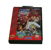 NFL Football '94 Starring Joe Montana Sega Genesis GAME ONLY WORKS WELL NES HQ