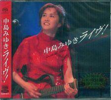 Miyuki Nakajima - Live in L.A. Japan CD-NEW SACD J-POP
