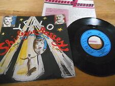 """7"""" Pop Yello - The Rhythm Devine / Dr. Van Steiner (2 Song) MERCURY Presskit"""