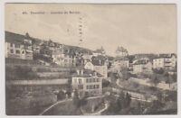 Switzerland postcard - Neuchatel, Quartier de Bel-Air - P/U 1914