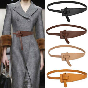 Loose Band Wide Cummerbund Decorative Waistband Waist Corset Belt For Dress Lady
