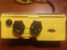 Scuba Diver 110 Film Minolta Weathermatic Camera Waterproof Flash Water Sports