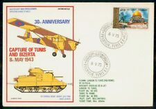 Mayfairstamps Tunis 1973 Capture Bizerta 30th Anniversary Cover wwf54117
