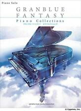 Granblue Fantasy Piano Solo Collections Music Score Book Advanced Japan